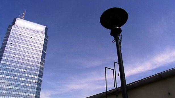 Syreny zawyją na Mazowszu archiwum TVN