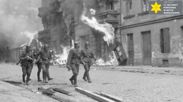 Powstanie w warszawskim getcie. Zdjęcia z raportu Jürgena Stroopa, przygotowanego dla Heinricha Himmlera w 1943 roku IPN