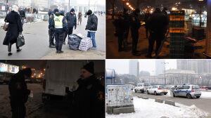 Straż miejska kontra nielegalny handel. Mandaty i współpraca z policją