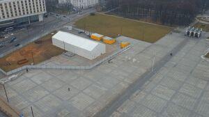 """""""Przejęcie placu Piłsudskiego pretekstem do lokalizacji pomników"""""""