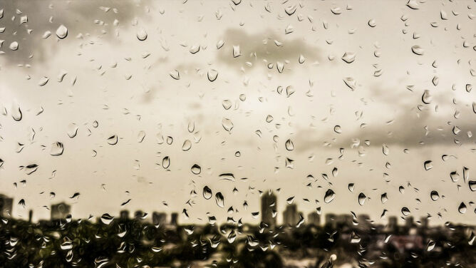 Prognoza pogody na dziś: chmury i deszcz