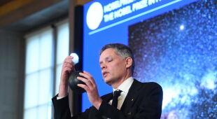 Przyznano Nagrodę Nobla z fizyki (PAP/EPA/Fredrik Sandberg / POOL)