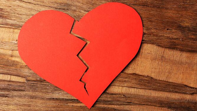 Szczęście może złamać Ci serce