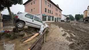 Niemcy: straty po przejściu żywiołu szacowane na setki milionów euro