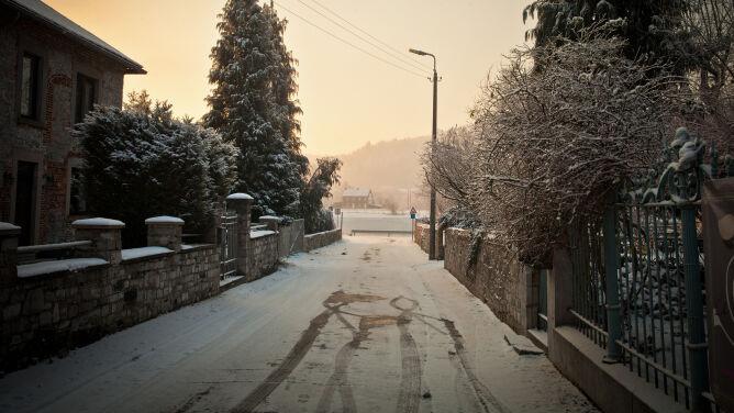Pogoda na jutro: śnieg, <br />śnieg z deszczem i deszcz