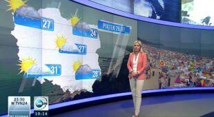 Prognoza pogody na weekend: temperatura sięgnie 36 st. C